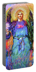 Angel Love Portable Battery Charger