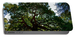 Angel Oak Tree 2004 Portable Battery Charger