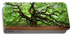 Angel Oak Tree Portable Battery Charger