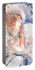 Angel Of Courage Portable Battery Charger