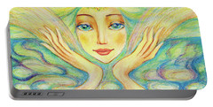 Angel Of Serenity Portable Battery Charger