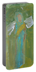 Angel Praise And Worship Portable Battery Charger