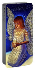 Angel Prayer Portable Battery Charger