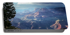 Angel S Gate And Wotan S Throne Grand Canyon National Park Portable Battery Charger