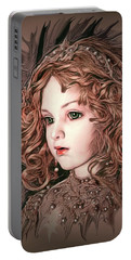 Angelic Doll Portable Battery Charger