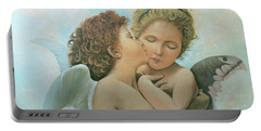 Bouguereau Angels- My Adaptation Portable Battery Charger