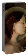 Angelic Portrait Portable Battery Charger