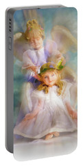 Angelic Portable Battery Charger by Tom Druin