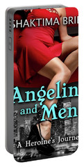Angelina And Men Portable Battery Charger