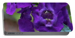 Angelonia Angustifolia Portable Battery Charger