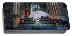Angels Love And Guidance Portable Battery Charger