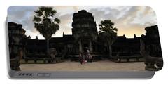 Angkor Wat 3 Portable Battery Charger