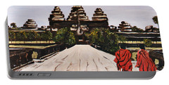 Angkor Wat Portable Battery Charger