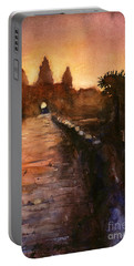 Angkor Wat Sunrise 2 Portable Battery Charger
