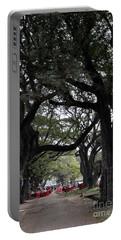 Angkor Wat Trees Portable Battery Charger