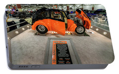 Portable Battery Charger featuring the photograph Anglia by Randy Scherkenbach