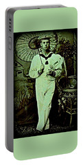 Anglo Sailor In China Ca 1890 Portable Battery Charger by Peter Gumaer Ogden