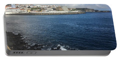 Angra Do Heroismo, Terceira, The Azores, Portugal Portable Battery Charger by Kelly Hazel