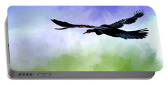 Anhinga In Flight Portable Battery Charger