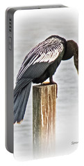 Anhinga Male Portable Battery Charger