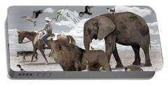 Animal Kingdom Portable Battery Charger
