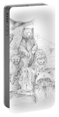 Animal Wisdom Portable Battery Charger