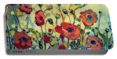 Anitas Poppies Portable Battery Charger