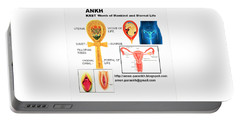 Ankh Womb Portable Battery Charger
