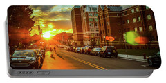 Ann Arbor Sunset Portable Battery Charger