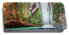 Annandale Waterfall Portable Battery Charger