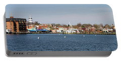 Annapolis City Skyline Portable Battery Charger