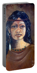Anne Wolfe Portable Battery Charger