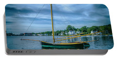Annie, Mystic Seaport Museum Portable Battery Charger