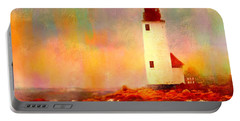 Annisquam Rainbow Portable Battery Charger