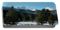 Another Beautiful Day In Rocky Mountain National Park - 0612 Portable Battery Charger