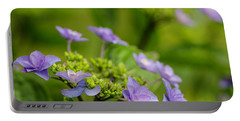 Another Floral Macro Portable Battery Charger by Nick Boren