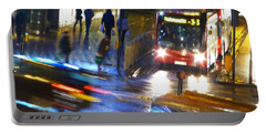 Portable Battery Charger featuring the photograph Another Manic Monday by LemonArt Photography