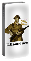 Another Notch Chateau Thierry -- Us Marines Portable Battery Charger