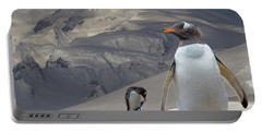Antarctic Magesty Portable Battery Charger