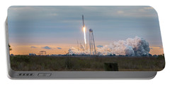 Antares Launch From Wallops Island Portable Battery Charger