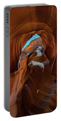 Antelope Canyon 16 Portable Battery Charger by Phil Abrams
