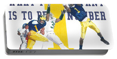 Anthony Carter And Braylon Edwards, #1 Portable Battery Charger