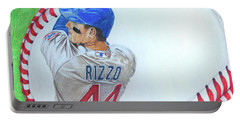 Anthony Rizzo 2016 Portable Battery Charger