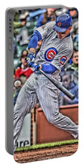 Anthony Rizzo Chicago Cubs Portable Battery Charger