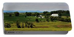 Antietam Battlefield And Mumma Farm Portable Battery Charger