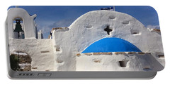 Antiparos Island Greece  Portable Battery Charger