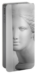 Portable Battery Charger featuring the photograph Antique Sculpture by Andrey  Godyaykin