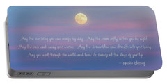 Apache Blessing Harvest Moon 2016 Portable Battery Charger