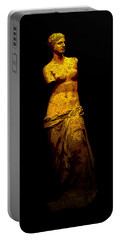 Aphrodite Of Milos Portable Battery Charger