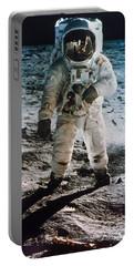 Apollo 11 Buzz Aldrin Portable Battery Charger